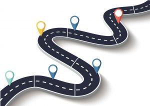 Coach Route - Placemat