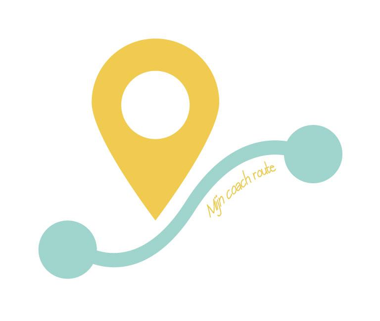 Logo Mijn Coach Route