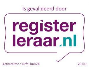 Register didactiek - Onderwijsbureau van Leeuwen