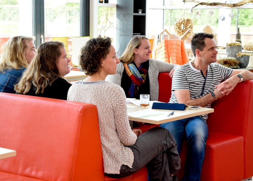 Studiedagen en teambuilding met Onderwijsbureau van Leeuwen